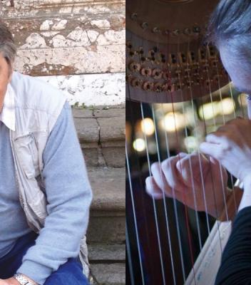 FERDINANDO CAMON incontra <br /> LORIS CONTARINI e GIORGIA IRIS BRAGANTE